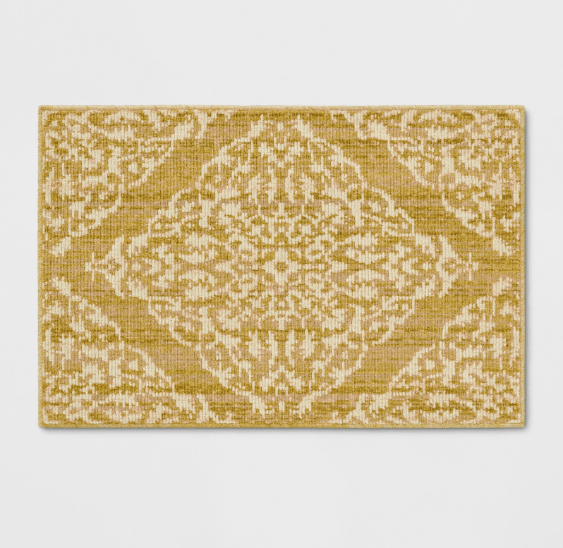 Target accent rug