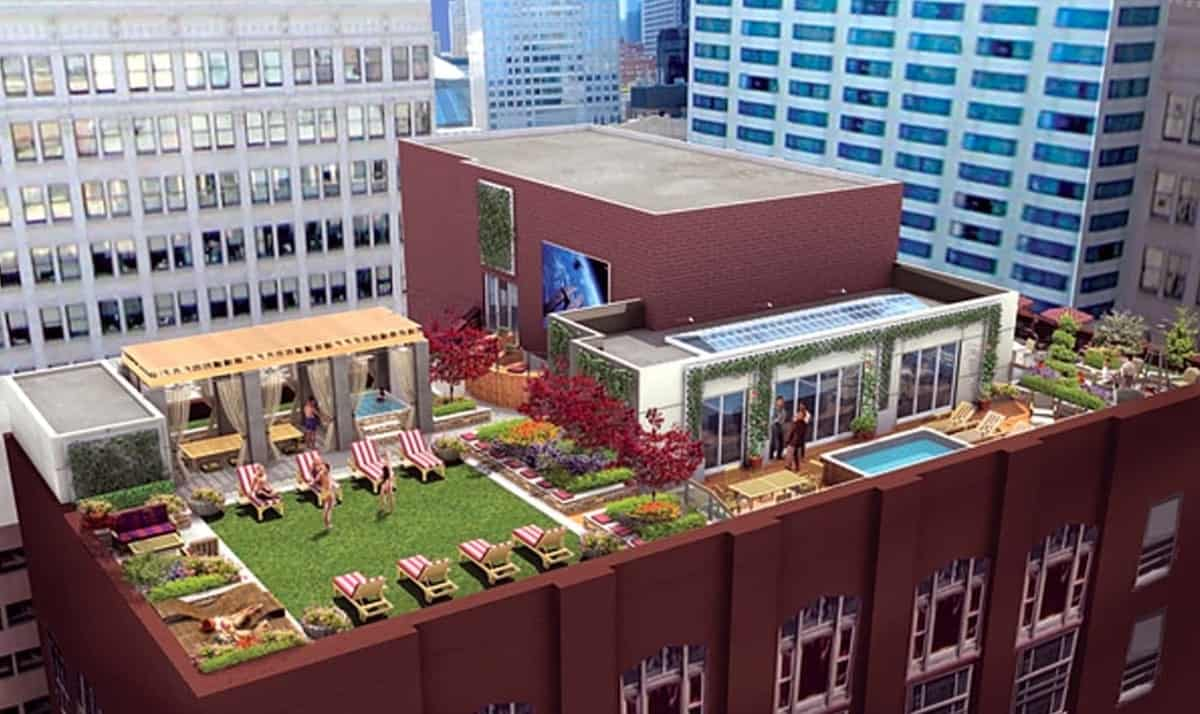 MDA City Apartments chicago