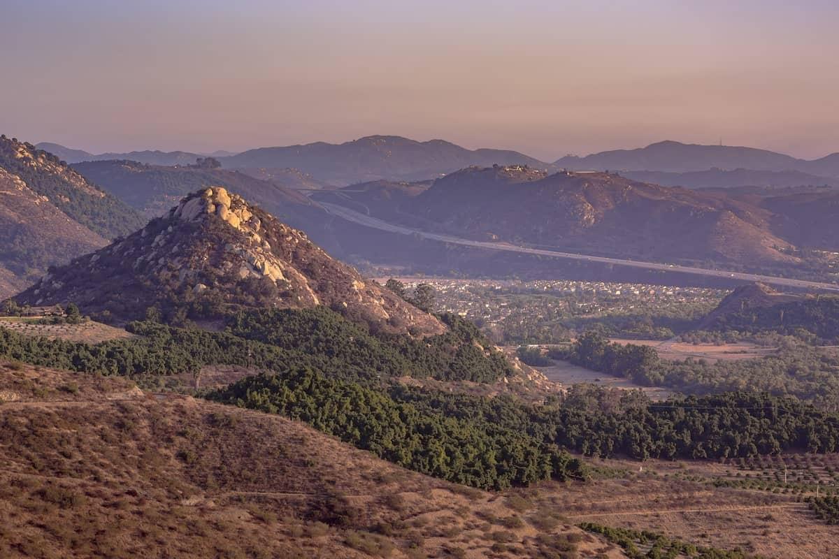 fallbrook california
