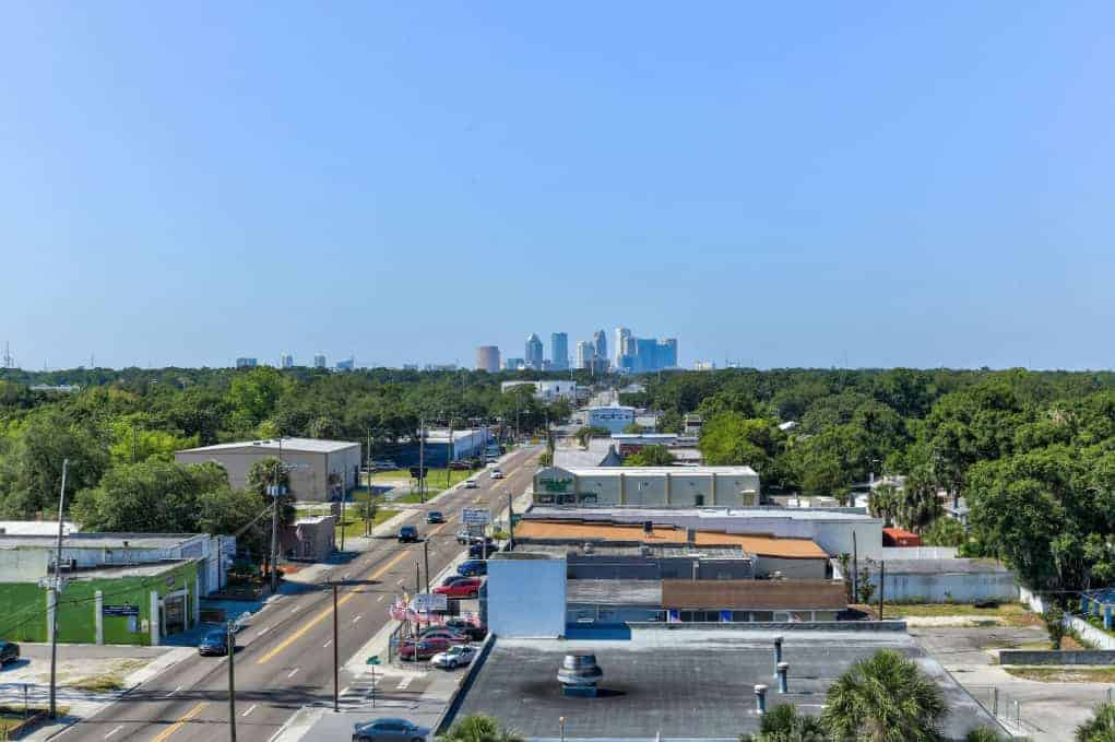 Tampa neighborhood Old Seminole Heights