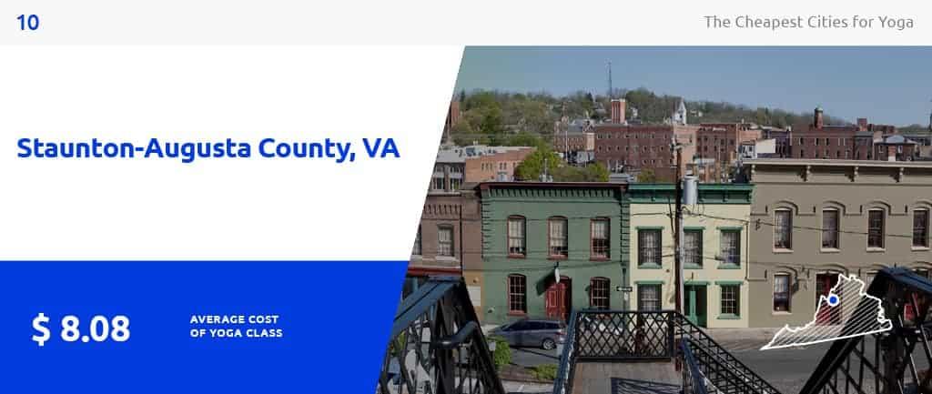 Staunton-Augusta County, VA