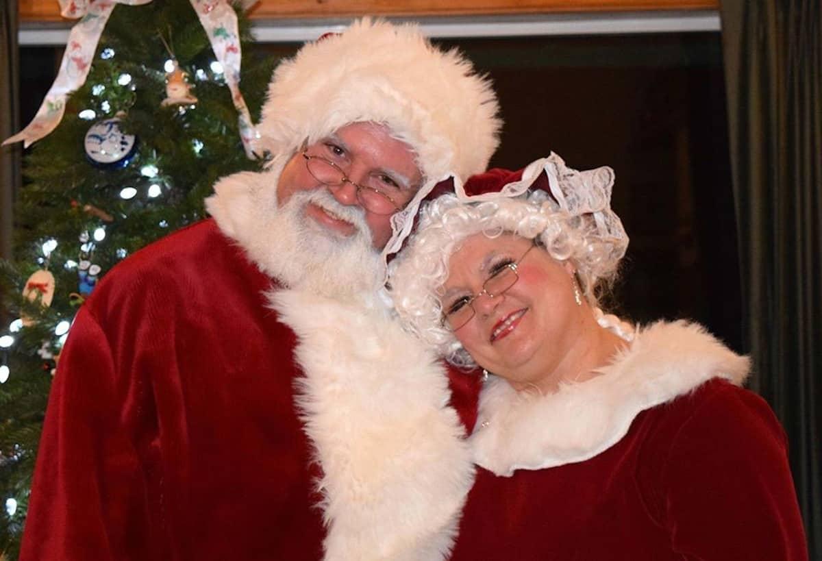 Long Beach Santa