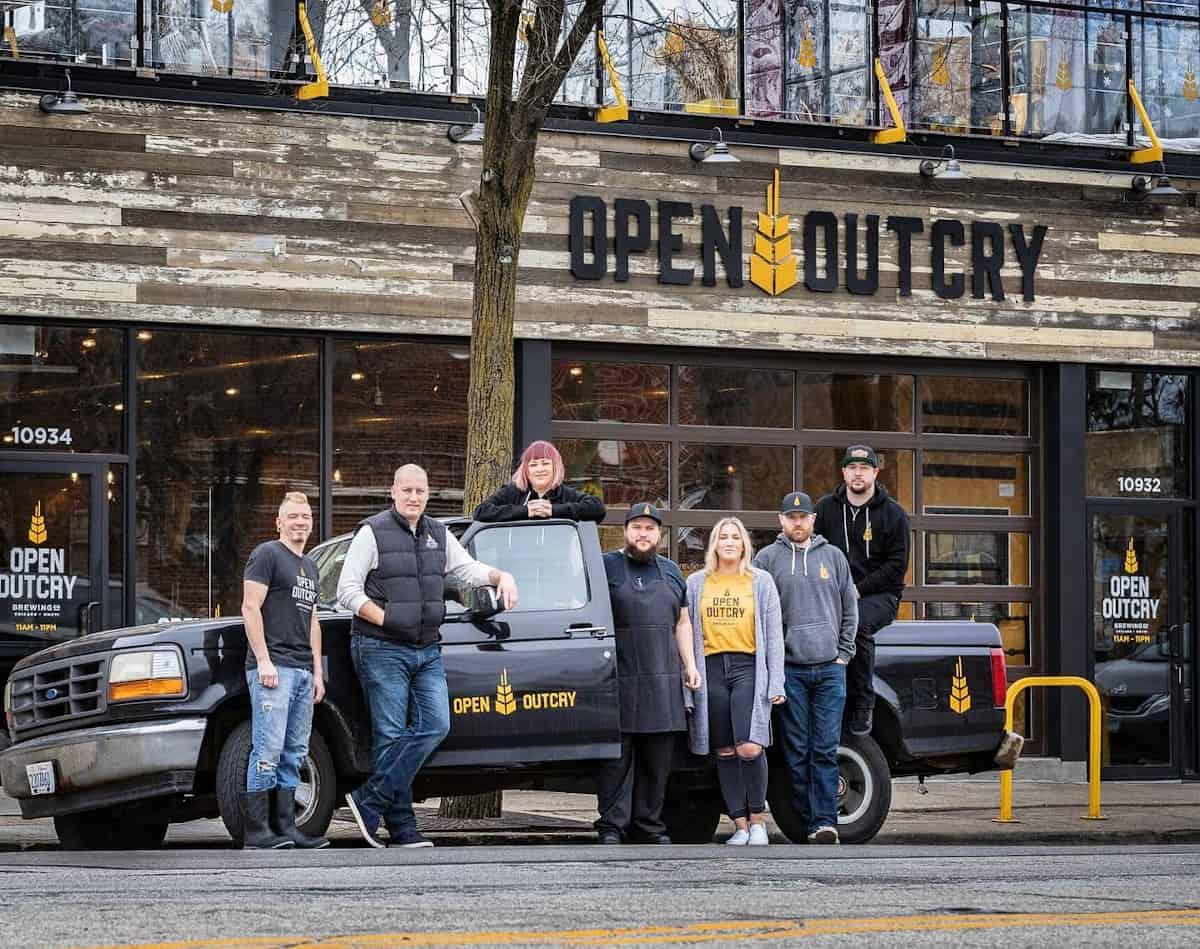 Open Outcry Brewing Company
