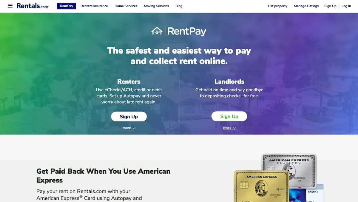 RentPay Screen Shot