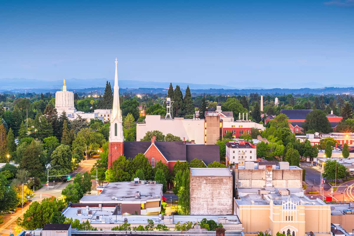 Oregon Cities Where Rent Prices Have Increased the Most ...