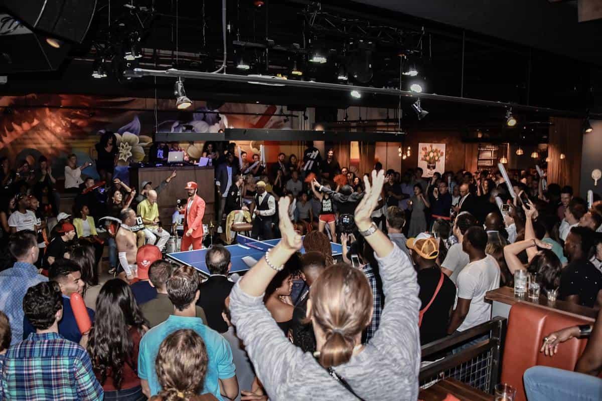 SPIN Bar, Philadelphia, PA