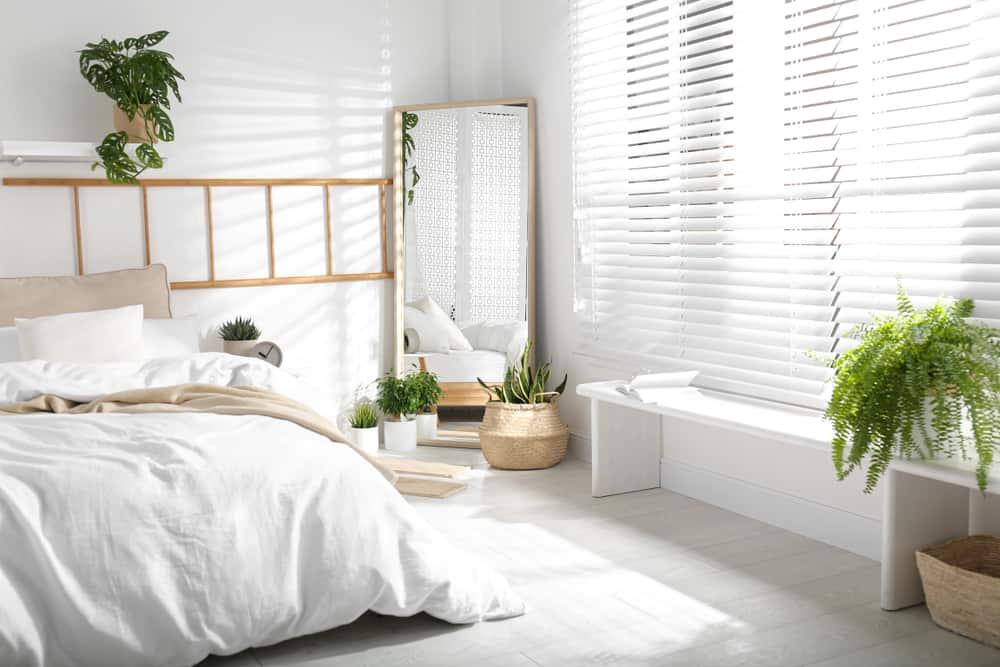 Room Look Bigger, Mirror Ideas For Bedroom