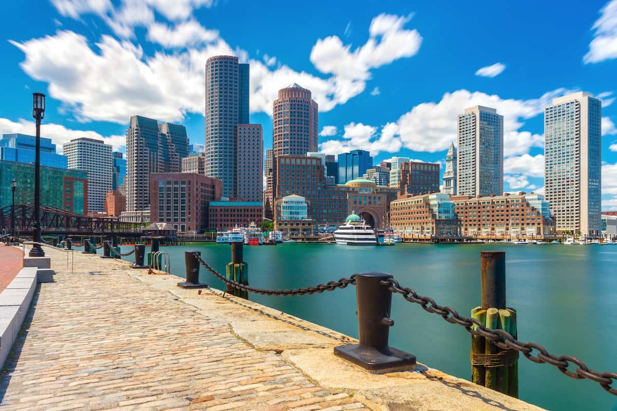 Boston, MA rent to income ratio
