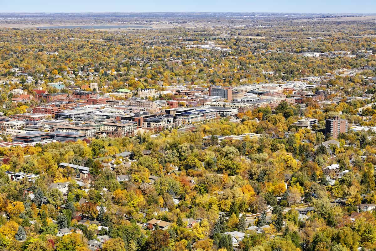 Boulder, CO rent to income ratio