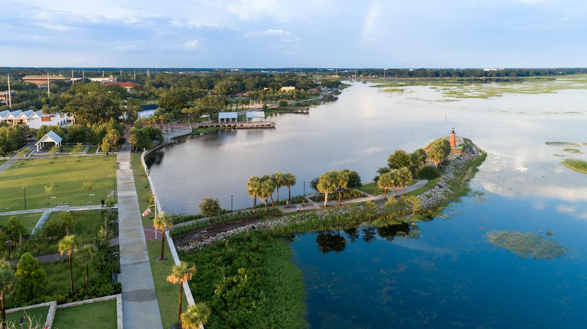 Kissimmee, FL rent to income ratio