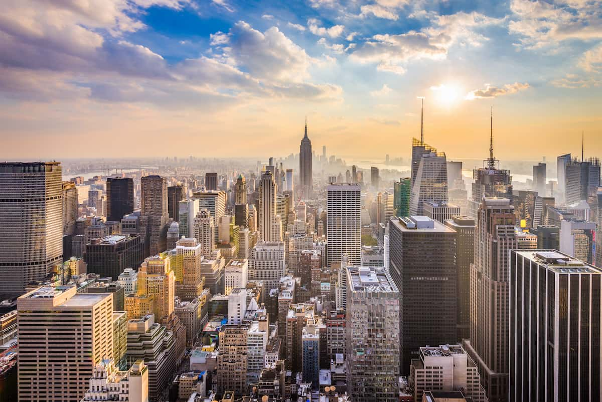 New York, NY rent to income ratio
