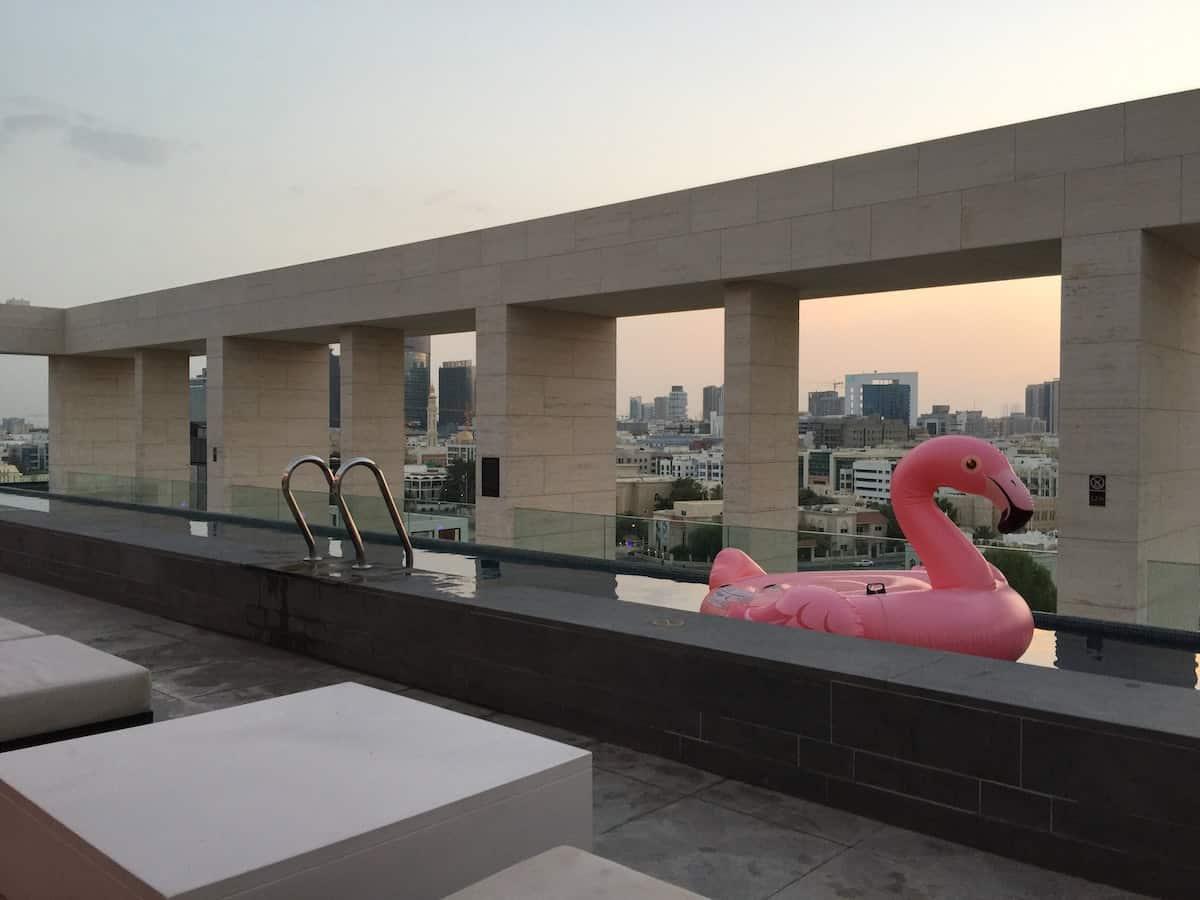 community space luxury amenities