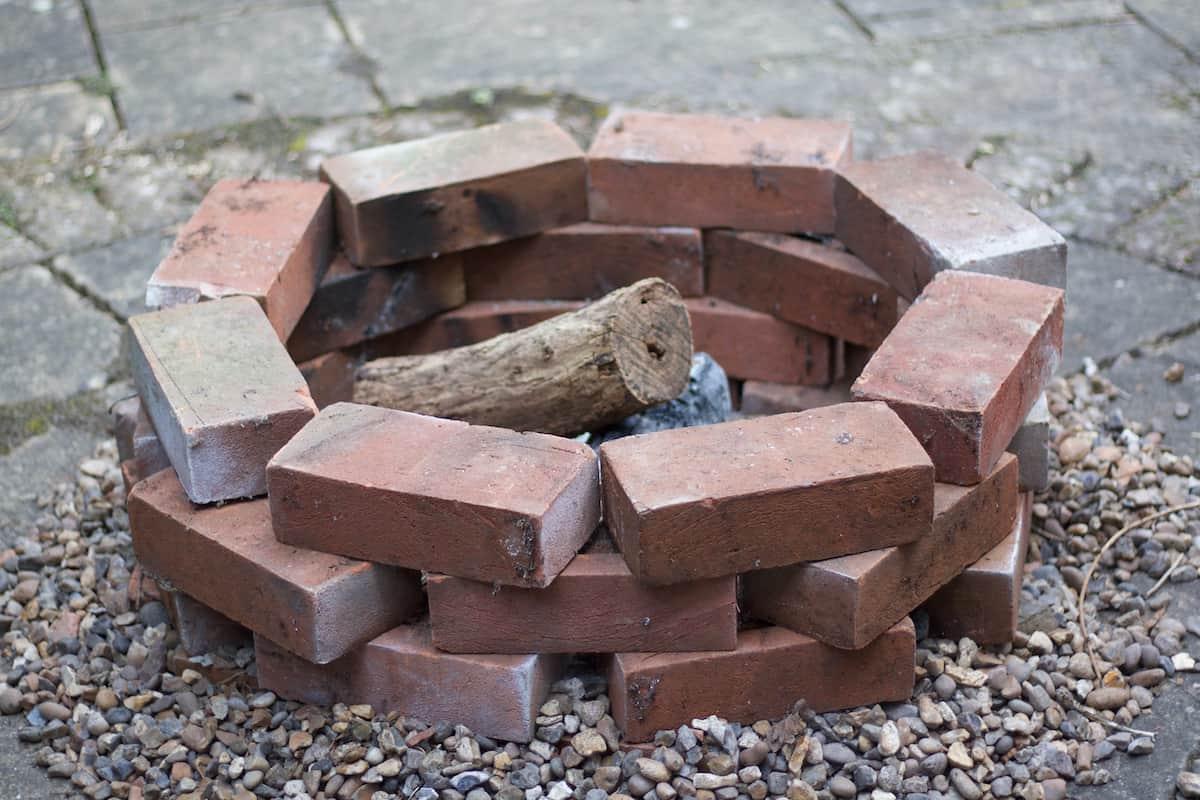 fire pit stones