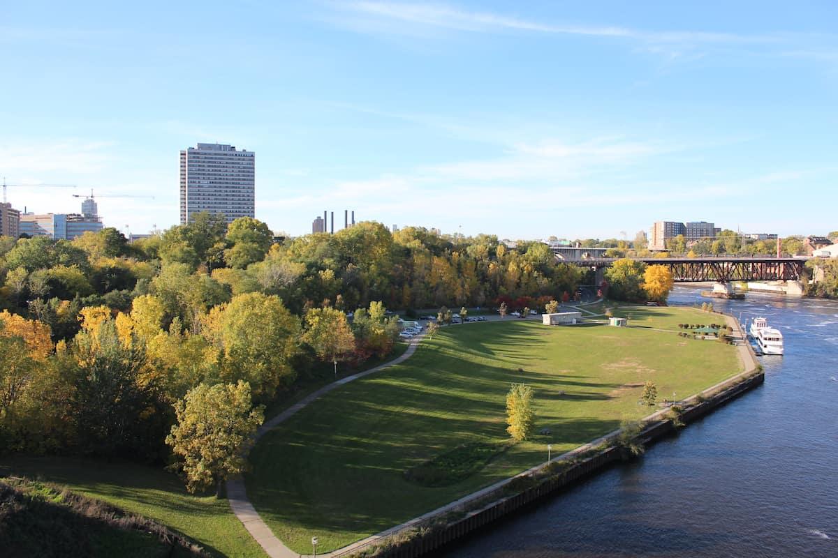 Prospect Park Minneapolis