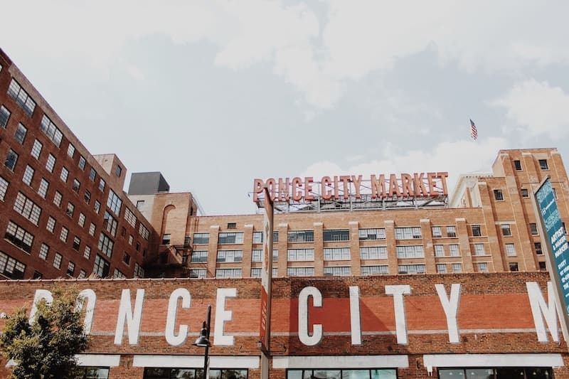 ponce city market atlanta
