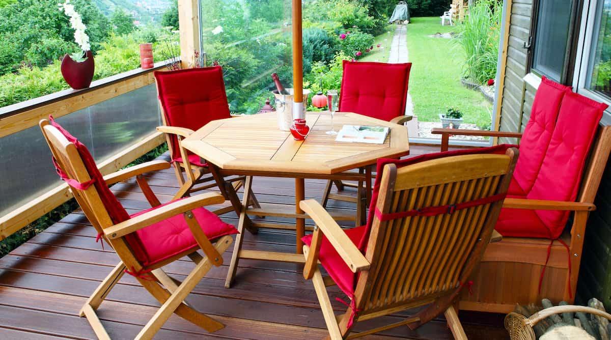 patio furniture small patio ideas