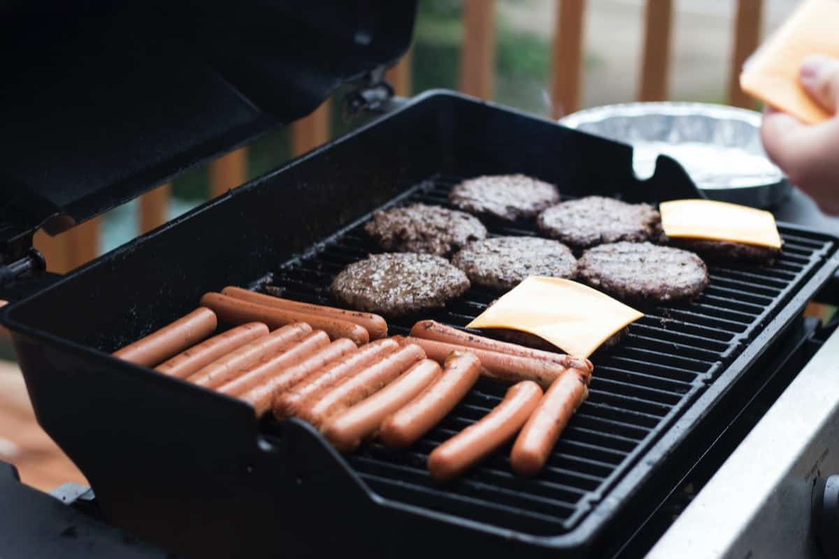 grill small patio ideas