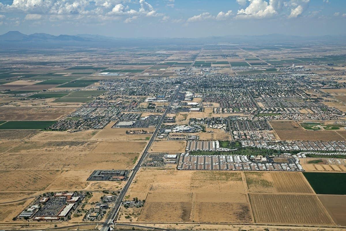 Casa Grande, AZ.