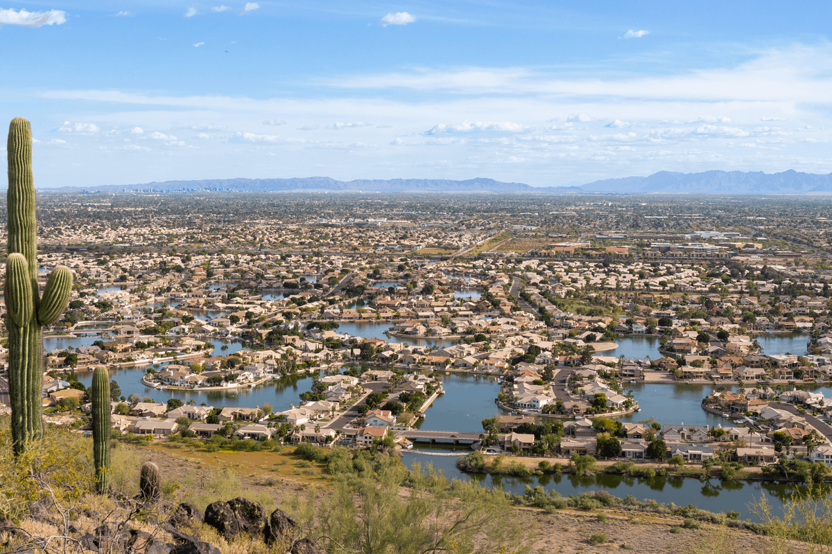 Glendale, AZ, one of the best places to live in arizona