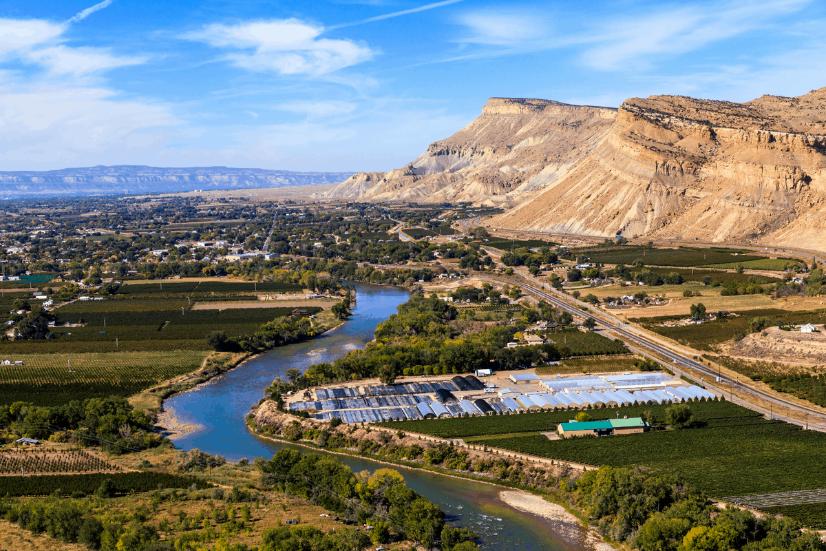 Grand Junction, CO, one of the best places to live in colorado
