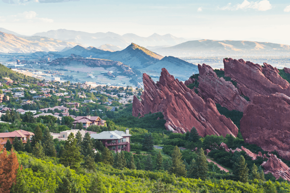 Littleton, CO, one of the best places to live in colorado
