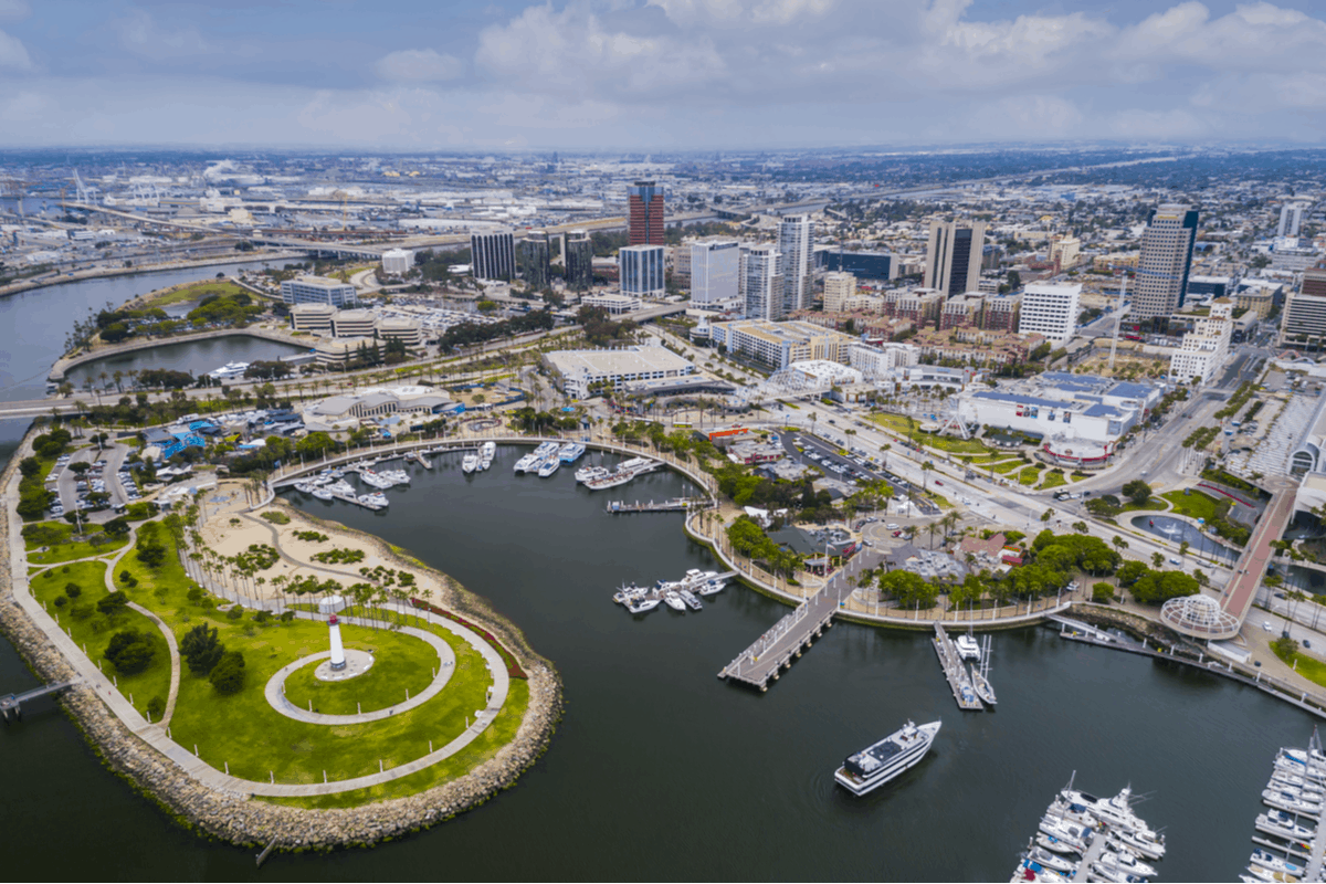 Long Beach, CA, one of the best places to live in california