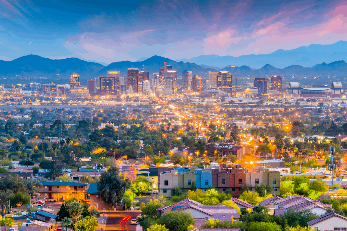 City of Phoenix, AZ, one of the best places to live in arizona