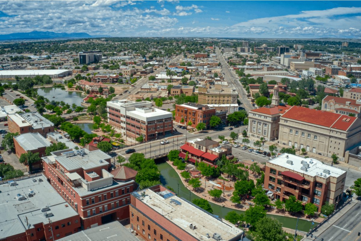 Pueblo, CO, one of the best places to live in colorado