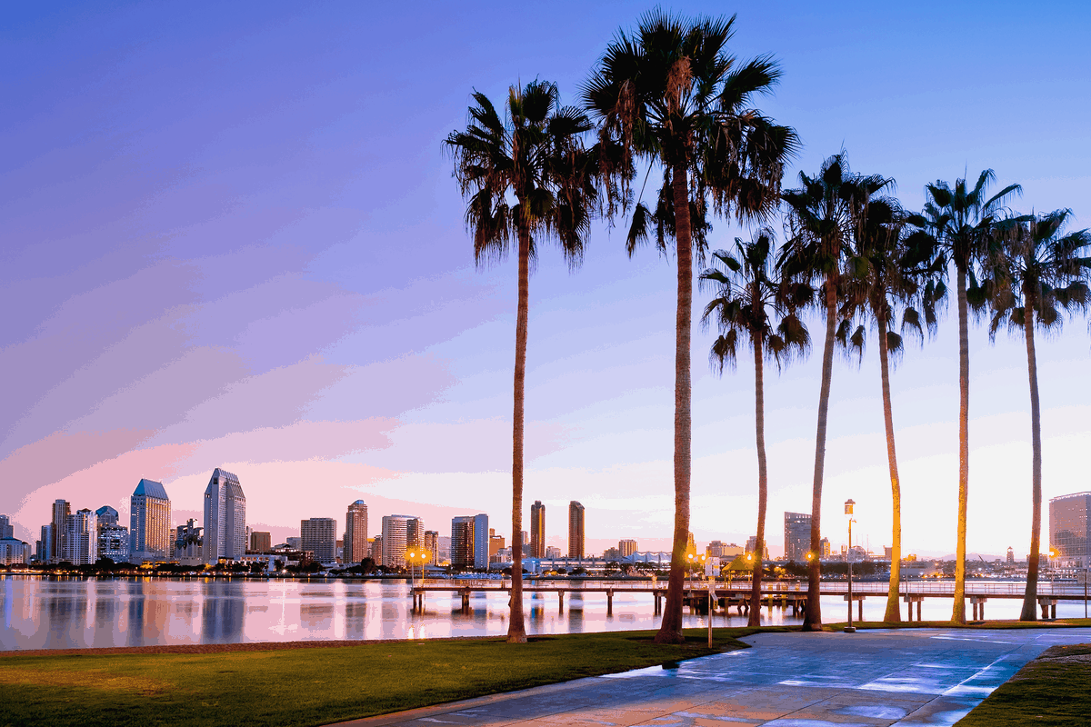San Diego, CA, one of the best places to live in california