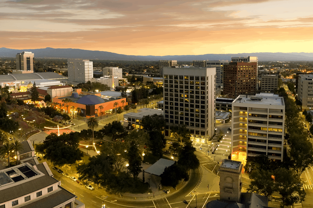 San Jose, CA, one of the best places to live in california