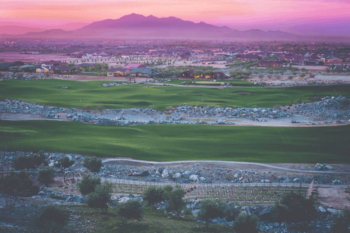 Buckeye, AZ.