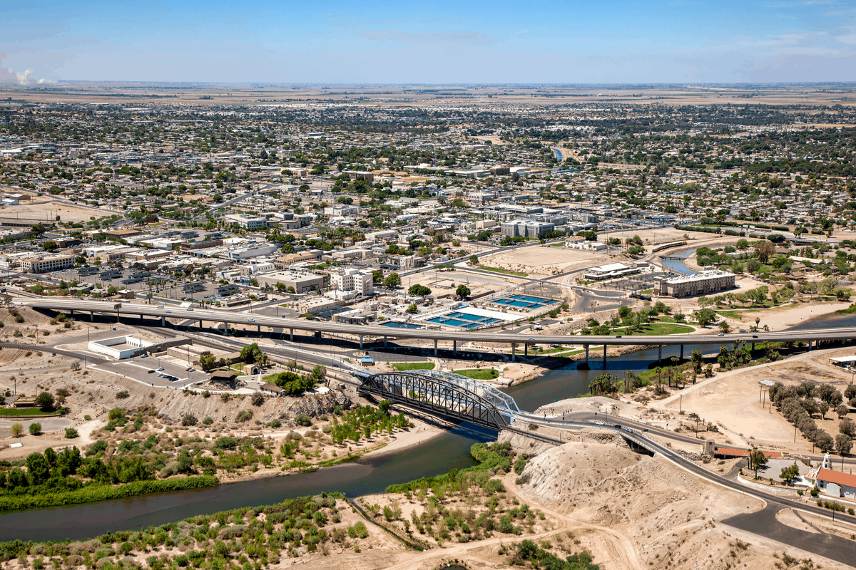 Yuma, AZ, one of the best places to live in arizona
