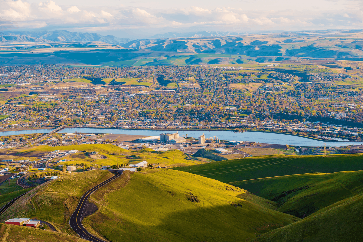 Lewiston, ID, one of the best places to live in idaho