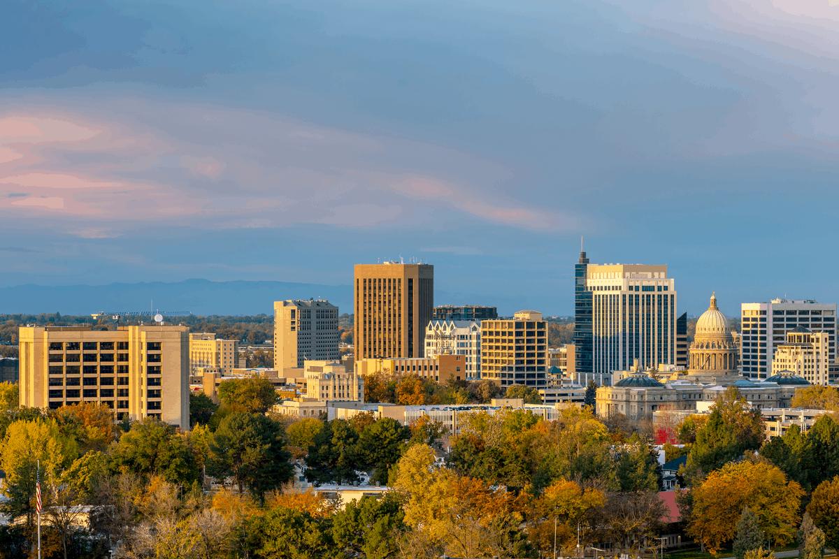 Boise, ID.