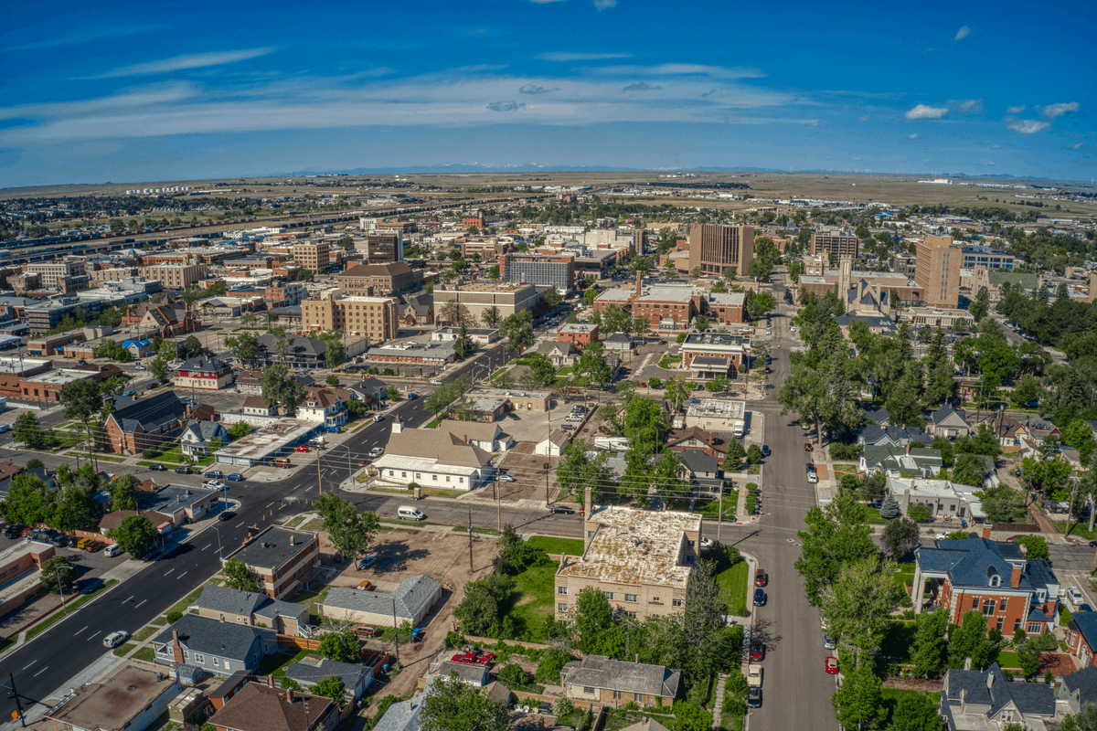 Cheyenne, WY, one of the best places to live in wyoming
