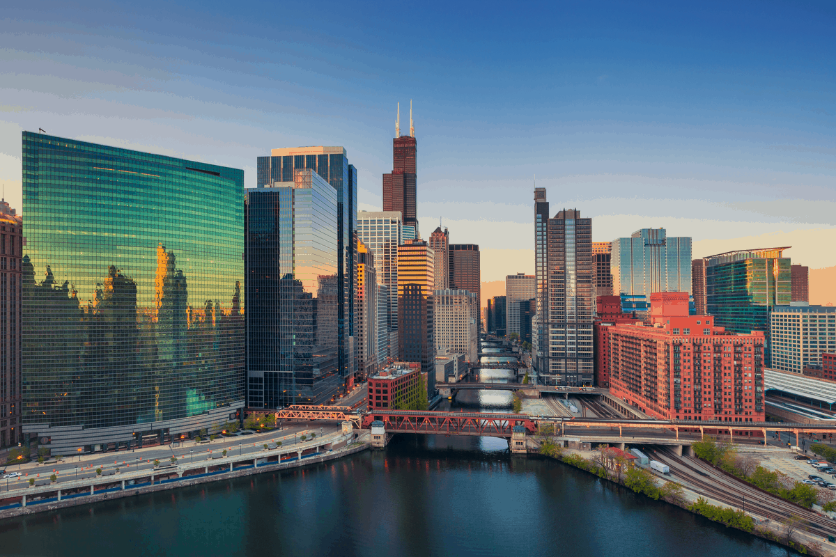 Chicago, IL, one of the best places to live in illinois
