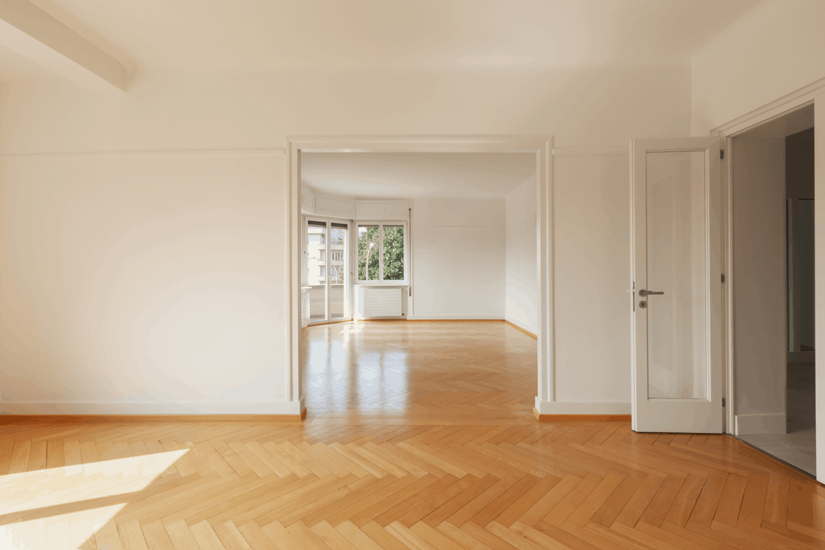 Clean apartment.