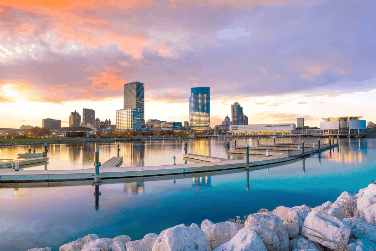 Milwaukee, WI, one of the best places to live in wisconsin