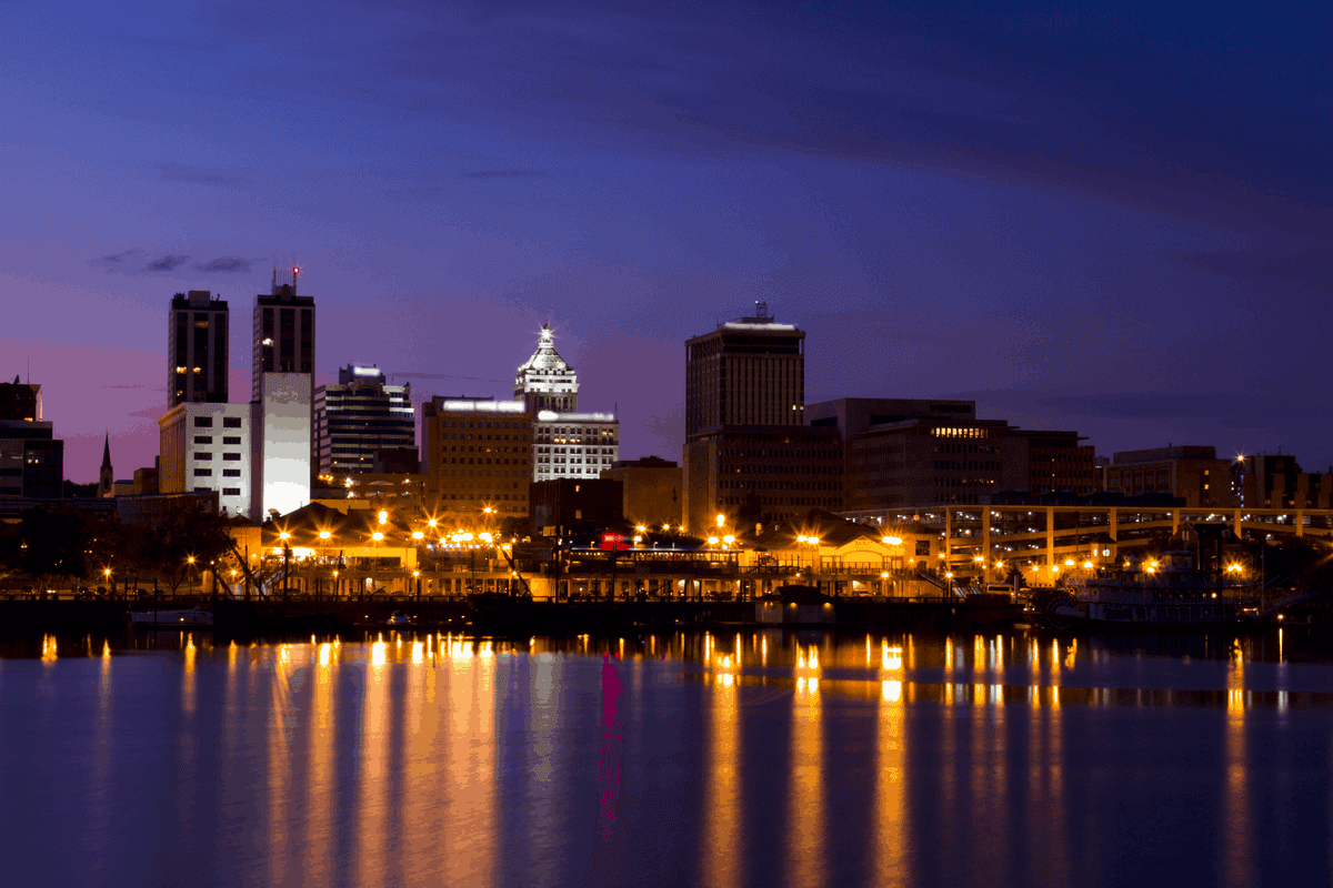 Peoria, IL, one of the best places to live in illinois