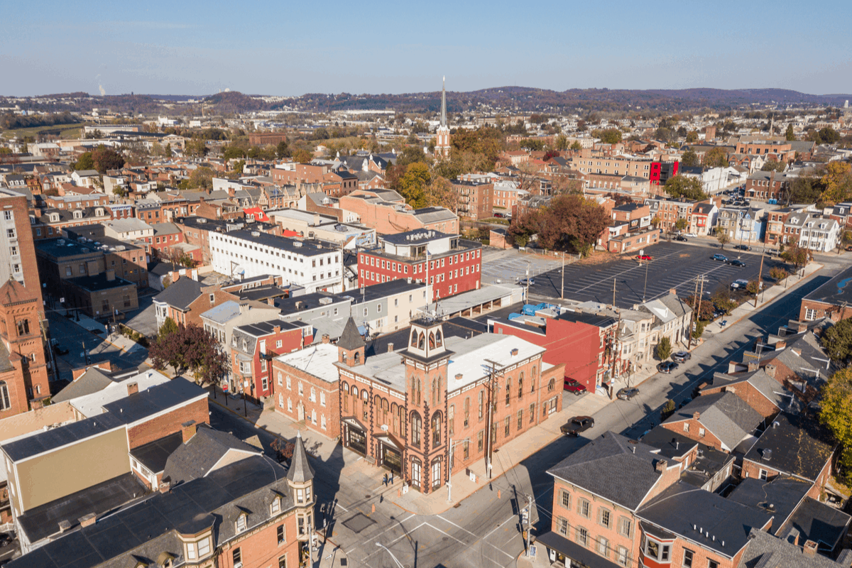 York, PA, one of the best places to live in pennsylvania