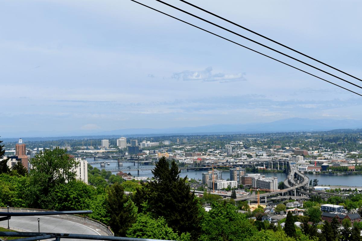 Lair Hill neighborhood in Portland.