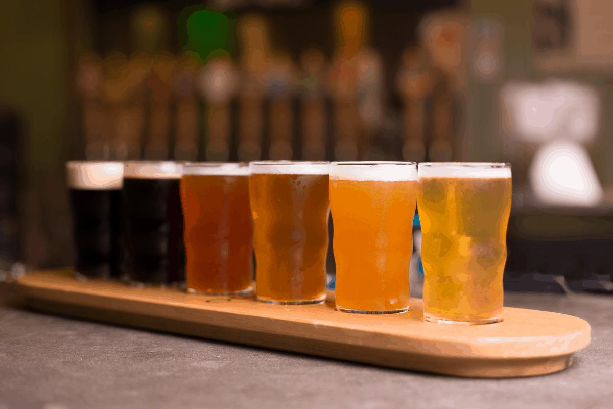 Beer in Denver.