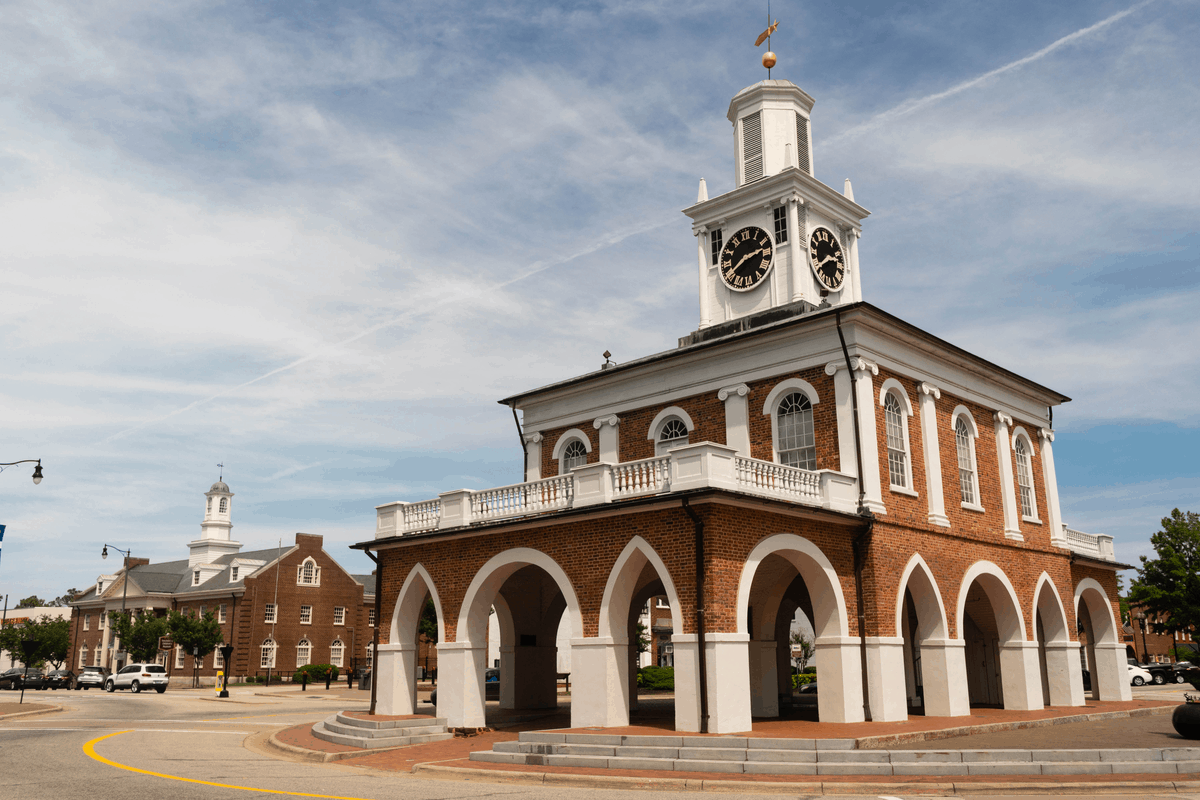 Fayetteville, one of the cheapest places to live in North Carolina