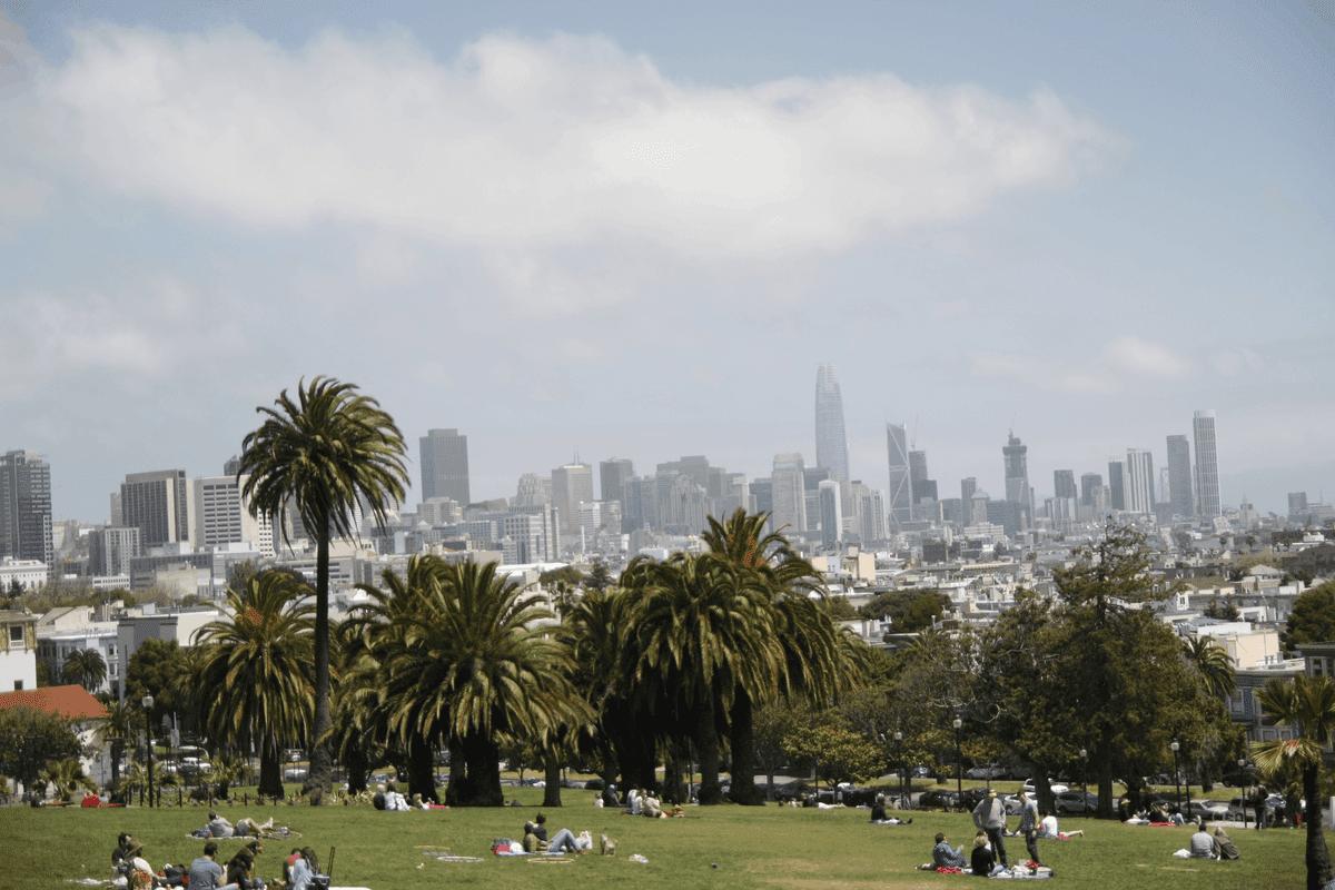 Park in San Francisco.