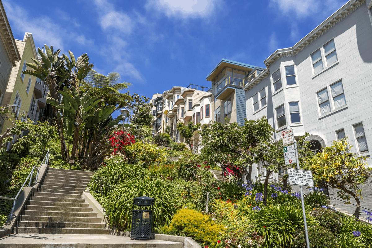 San Francisco neighborhood.