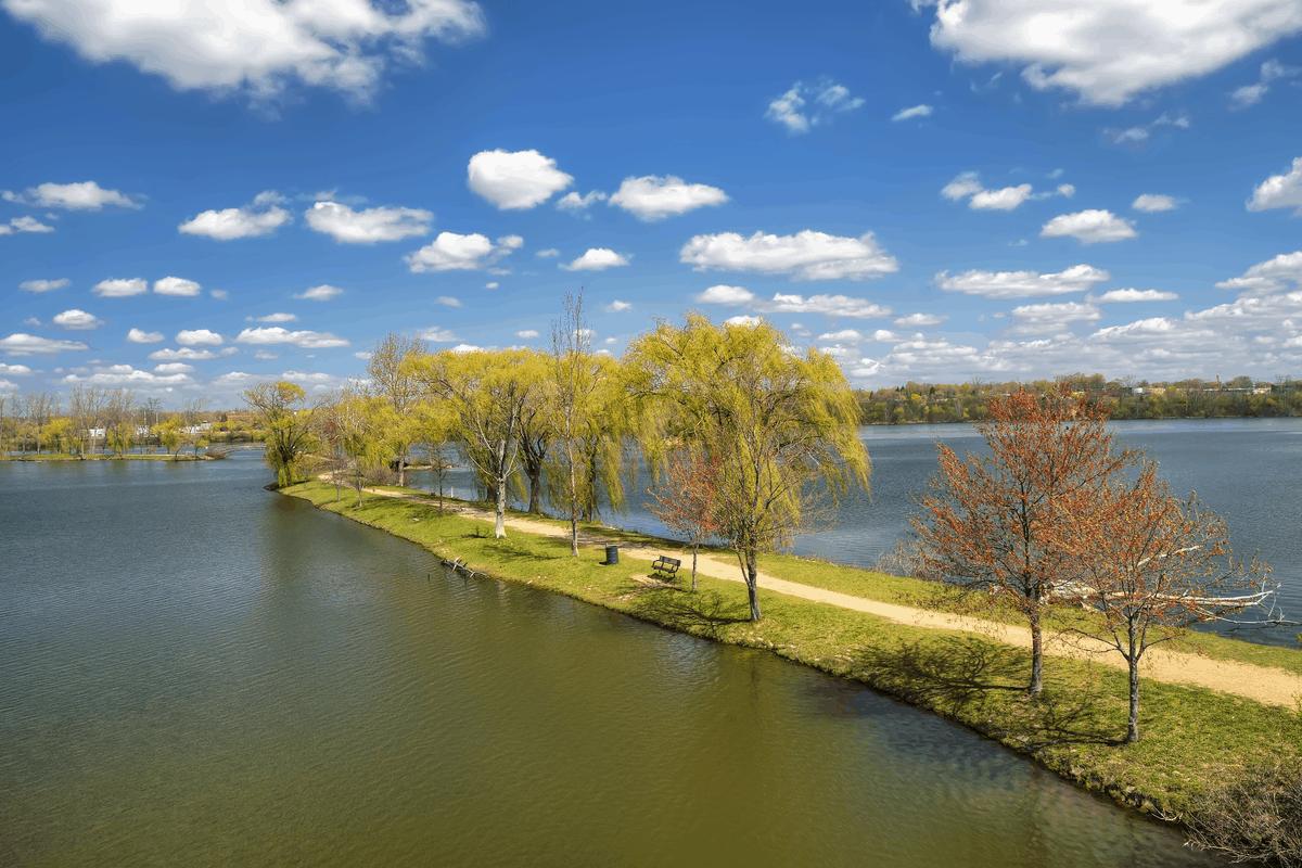 Ypsilanti, Michigan.