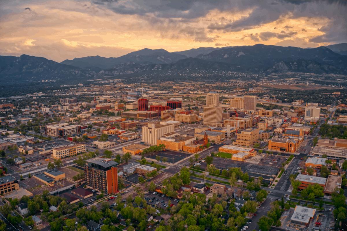 Colorado Springs, CO.