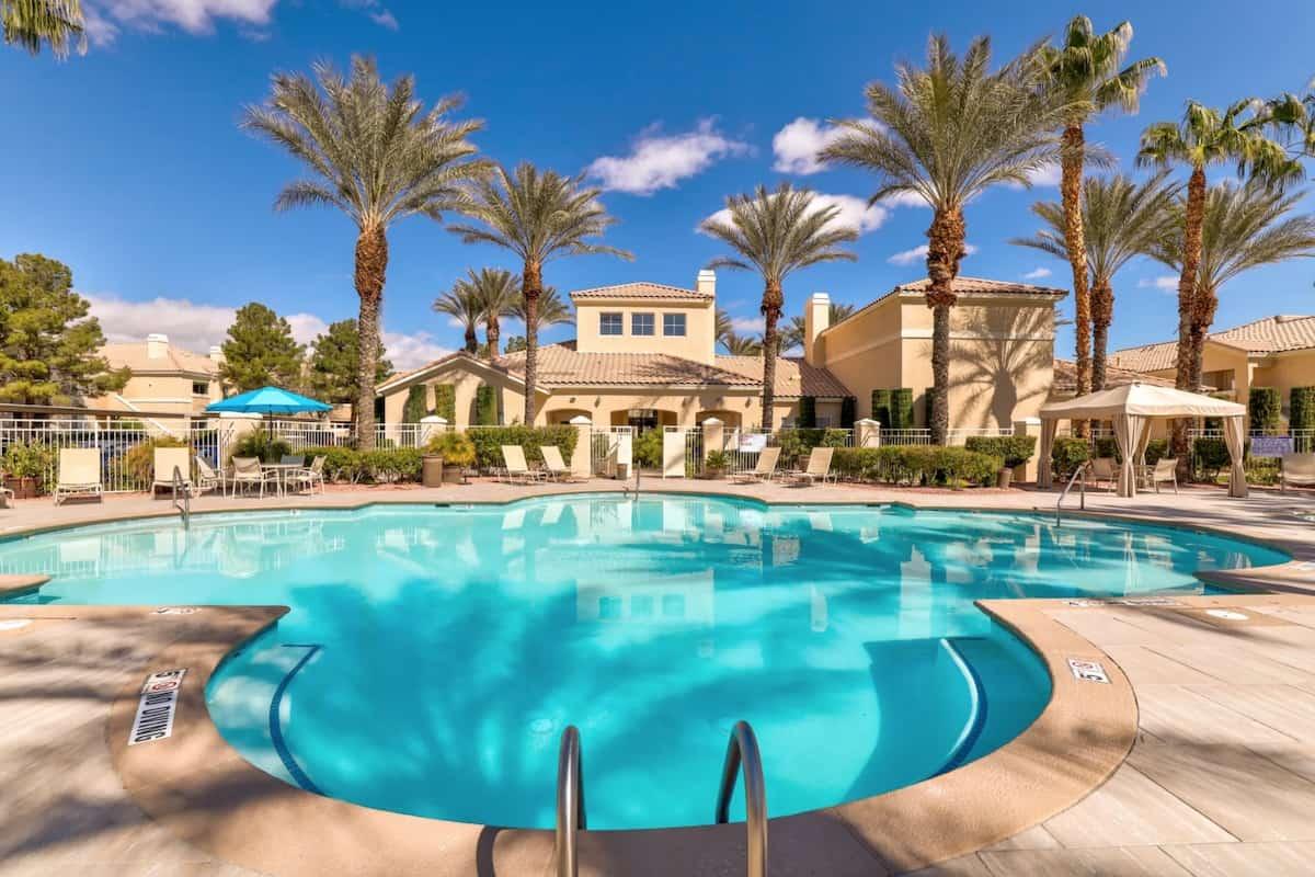 La Villa Estates in Las Vegas.