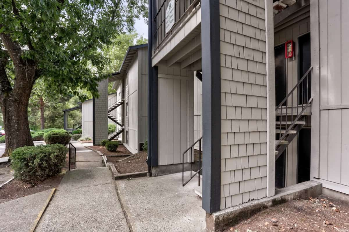 Allen Creek Apartments in Portland.