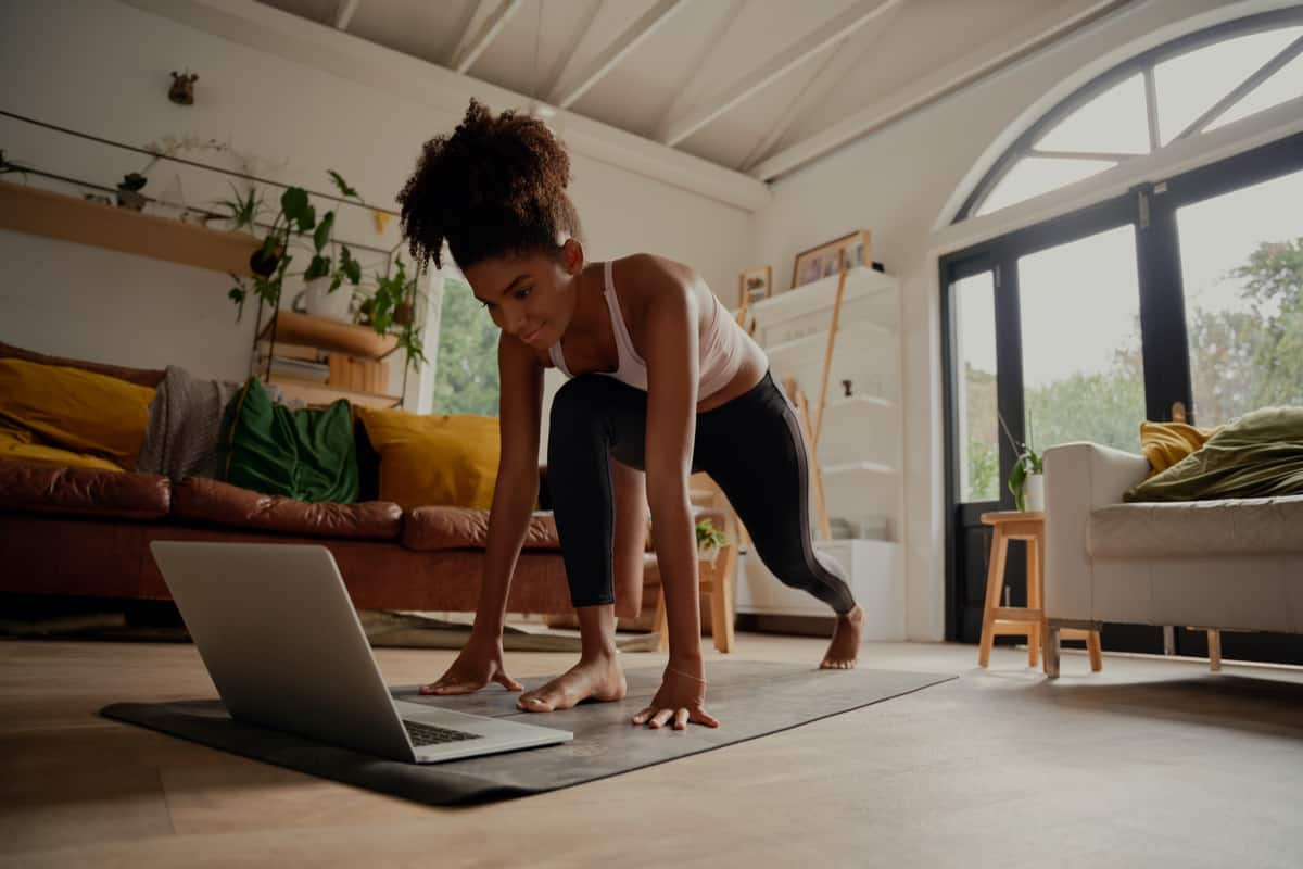 home gym decor ideas